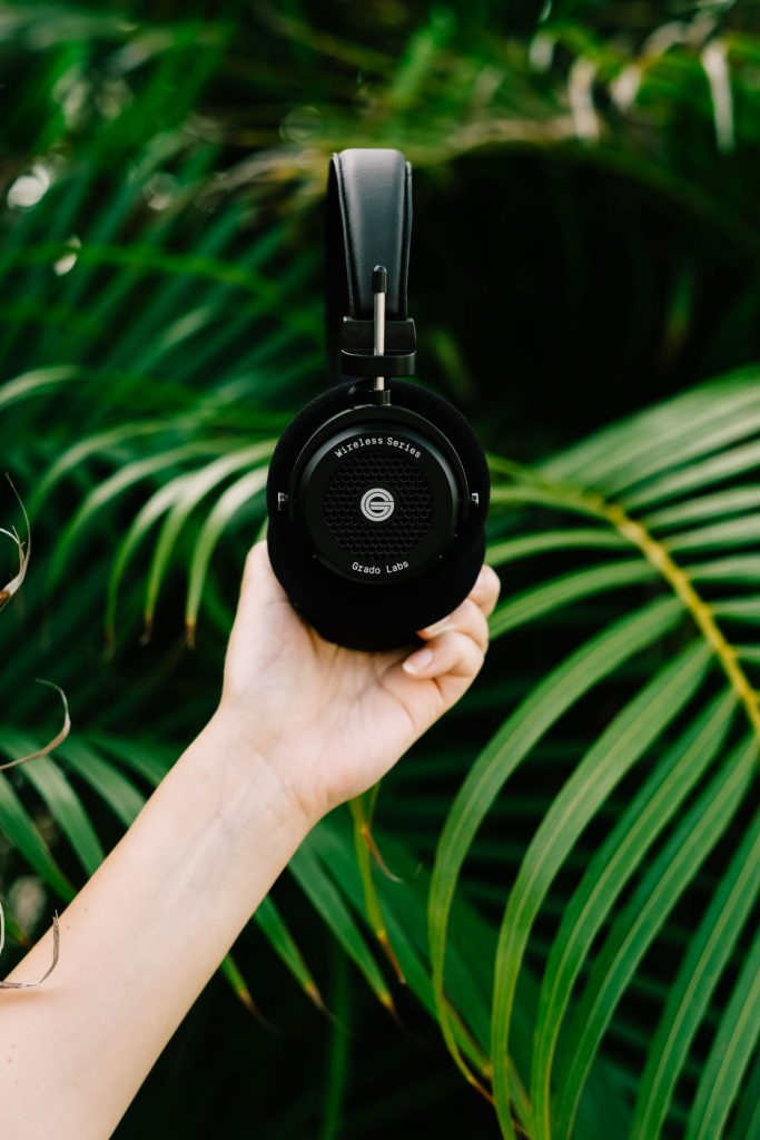 Brooklyn made Grado Labs Headphones