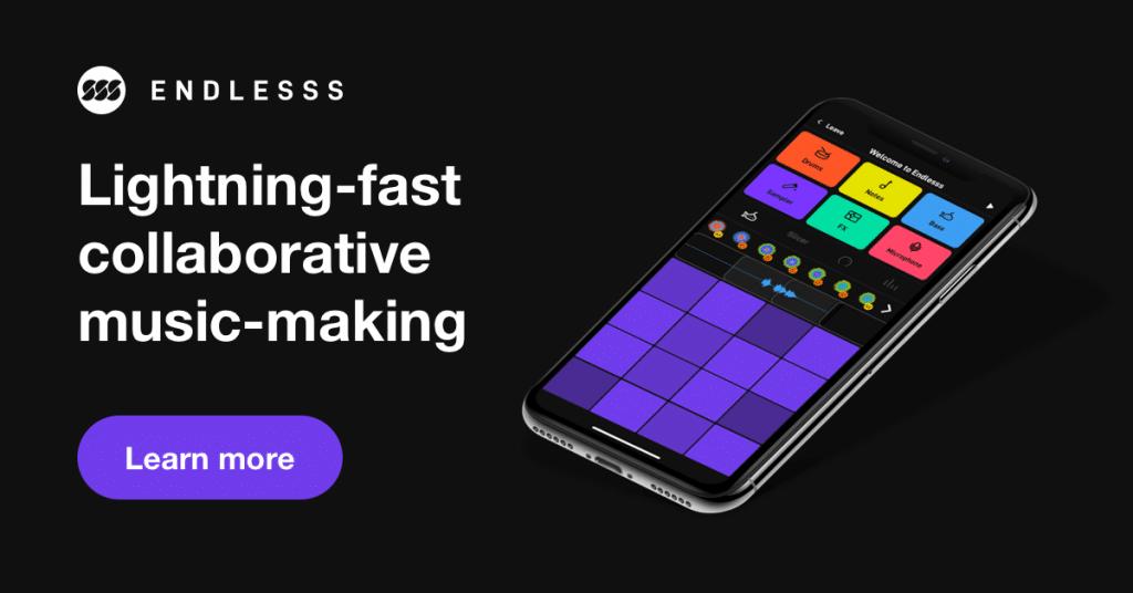 Collaborative music app Endlesss