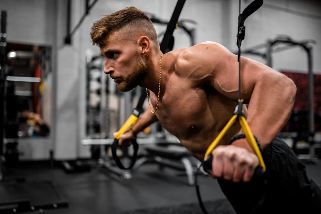 Does being back in the gym encourage focus?